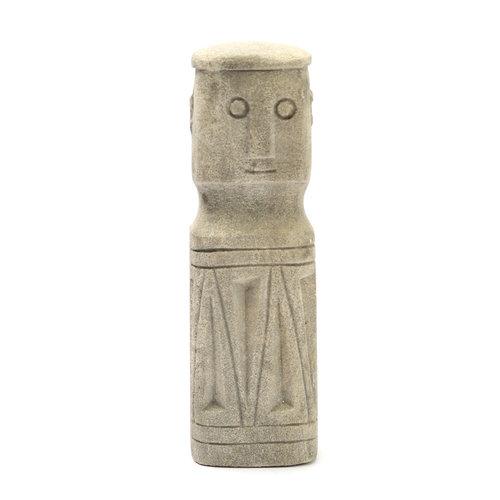 Sumba Stone Statue #04 - Natural