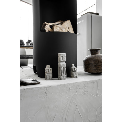 Sumba Stone Statue #06 - Natural