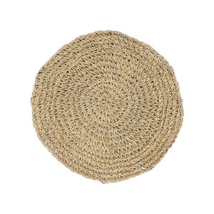 The Seagrass Placemat Round