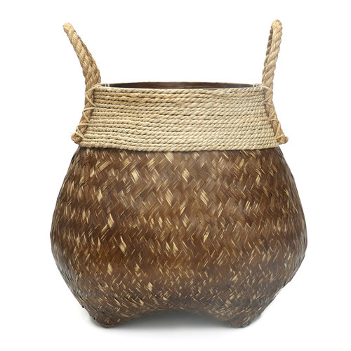 The Belly Basket - Natural - L