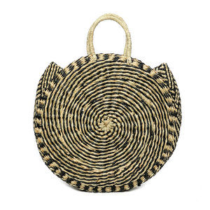 The Seagrass Twisted Roundi Bag