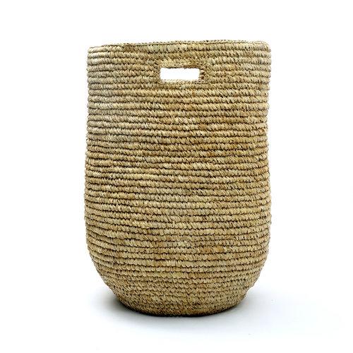 The Pineapple Leaf Basket - Natural