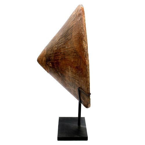 The Old Wooden Gold Digger on Stand - XL