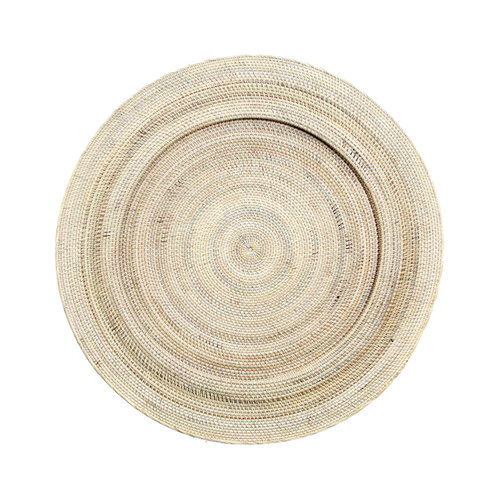 The Jasmine Plate - Natural - L