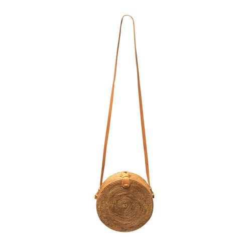 The Small Paddington Bag - Natural