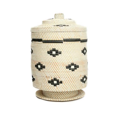 The Crispy Rice Basket