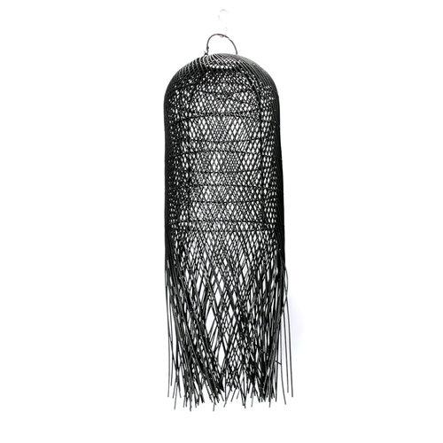 The Squid Pendant - Black - M