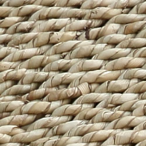 Bazar Bizar The Porto Seagrass Bench - Natural - L