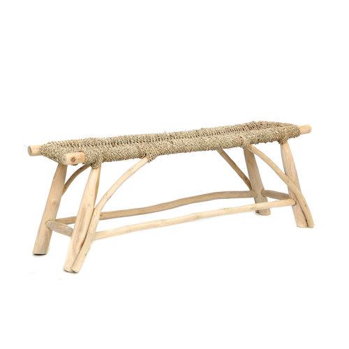 The Uluwatu Seagrass  Bench
