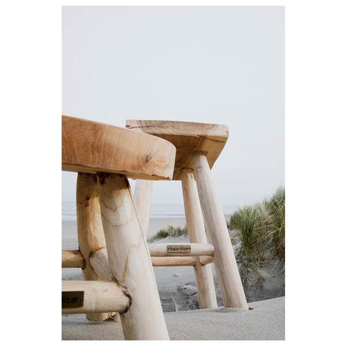The Kudus Stool - Natural