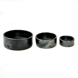 The Burned Cylinder Dish