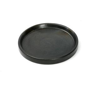 The Terracotta Burned Plate S