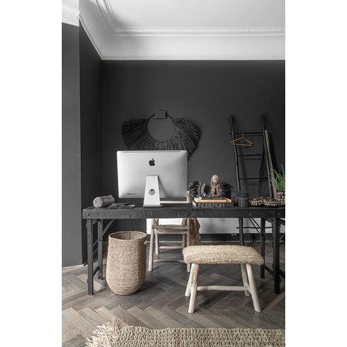 The Foldable Market Table - Black