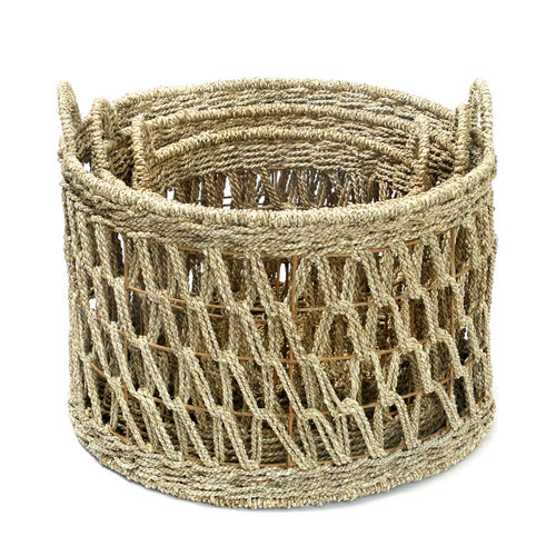 The Perfore Baskets - Natural - Medium