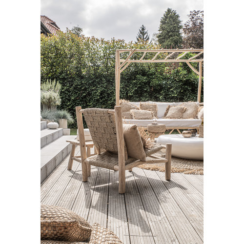 Bazar Bizar The Tulum Daybed - Natural - L