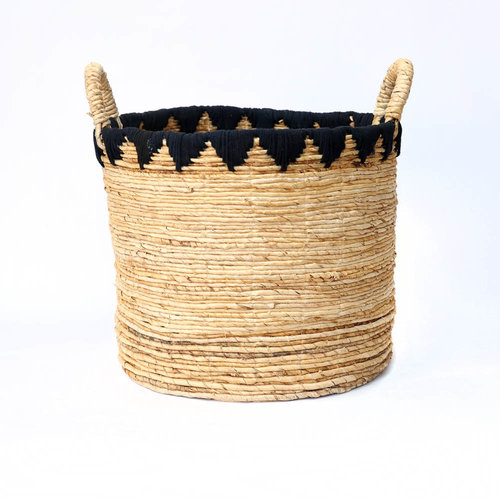 The Banana Stitched Baskets