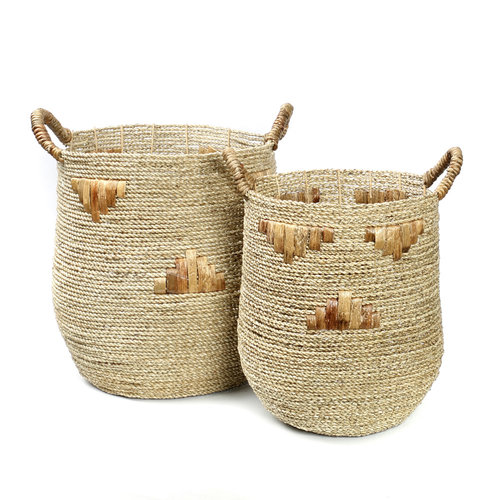 The Chubby Graphic Basket - SET 2