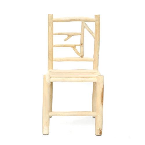 Bazar Bizar The Tulum Chair - Natural