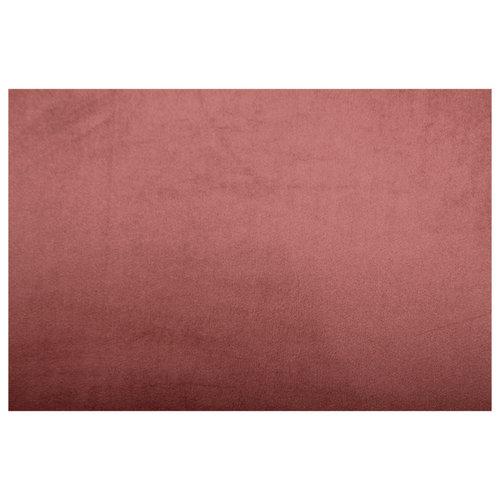 Leaf Barkruk - Velvet - Roze - set van 2