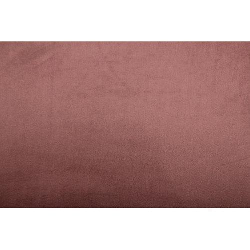 PTP Leaf - Velvet Stoel - Roze - set van 2