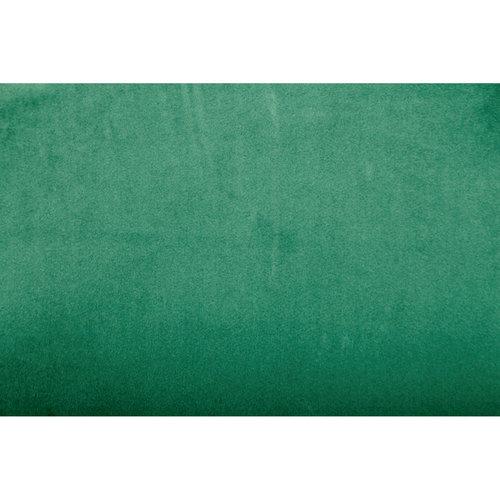 PTP Leaf - Velvet Stoel - Groen - set van 2
