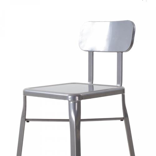 Funkle Sterling - Metaal - Zilver - 108 cm
