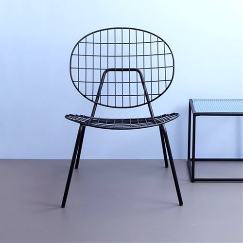 Leo Stoel - Metaal - Zwart