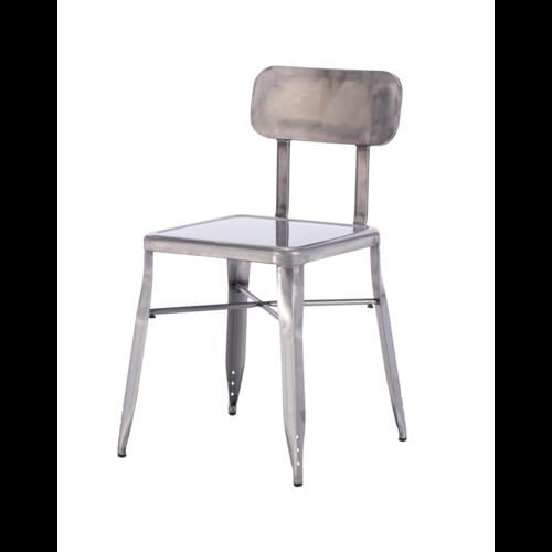 Sterling - Metaal - Zwart & Zilver - 77 cm