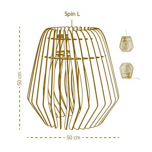 Spin L - Lamp
