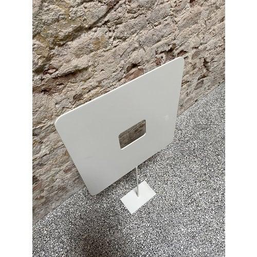 Design Van Rein Deco-Stand - Vierkant - Wit