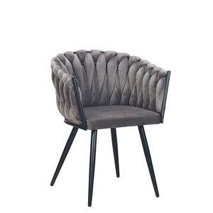 PTP Wave stoel - Grey (set van 2)