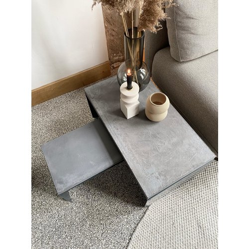 Design Van Rein Pyramid - Salontafelset