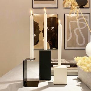 Design Van Rein Kandelaar set van 3 - metaal
