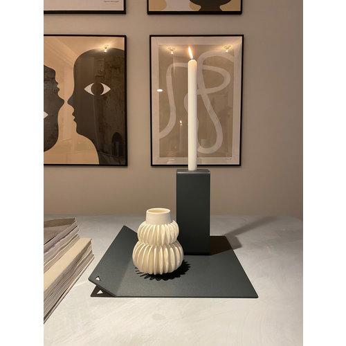 Design Van Rein Tray modern metaal grijs