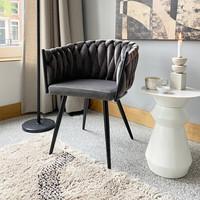 Wave stoel - Grey
