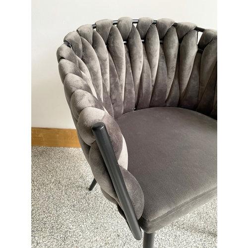 PTP Wave stoel - Grey