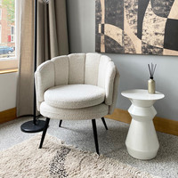 High Five - Fauteuil - Teddy Boucle