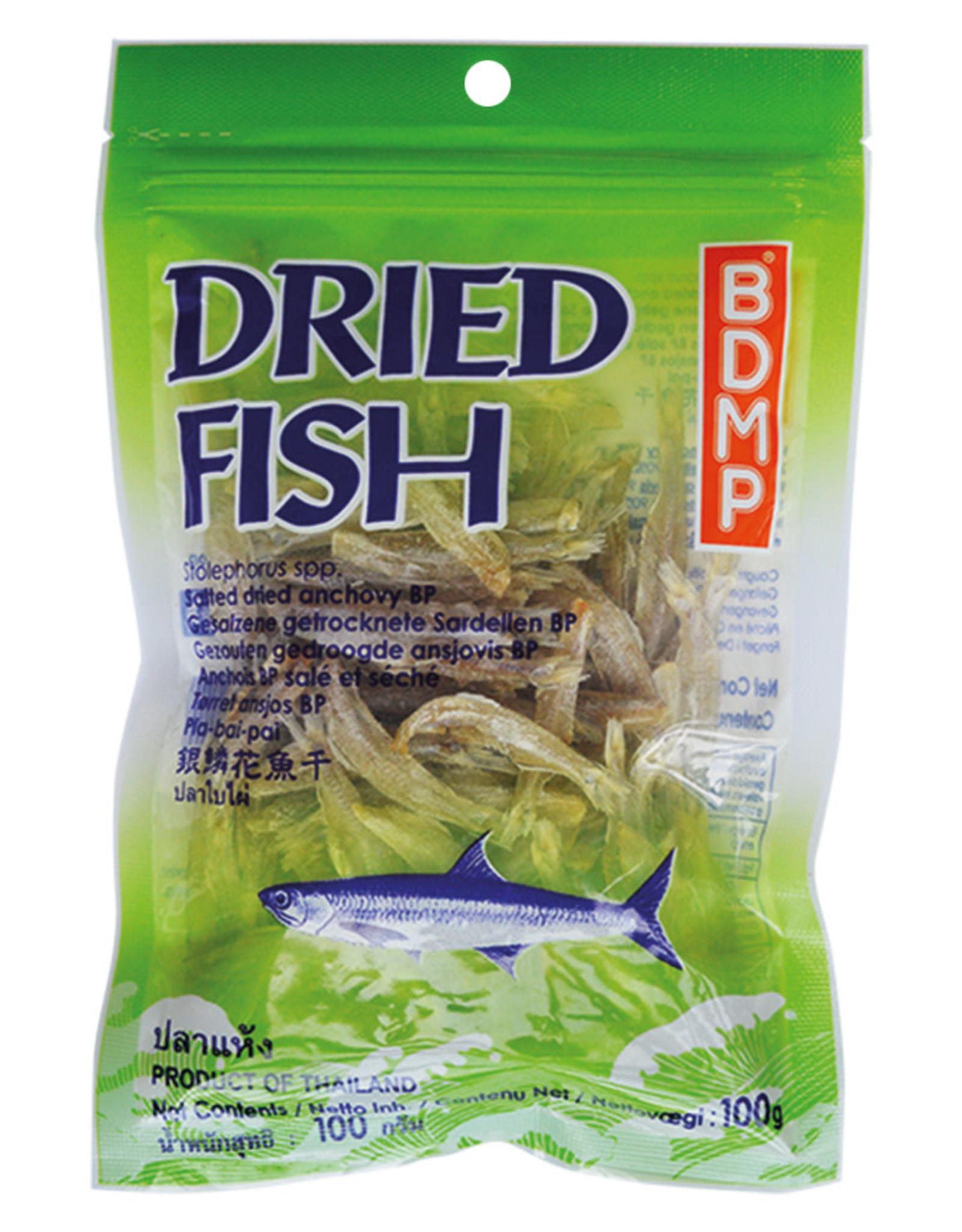 Fish Anchovy Bdmp 100G (Groen)