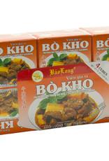 Bouilloncube Beef/Bo Kho Bao Long 75G