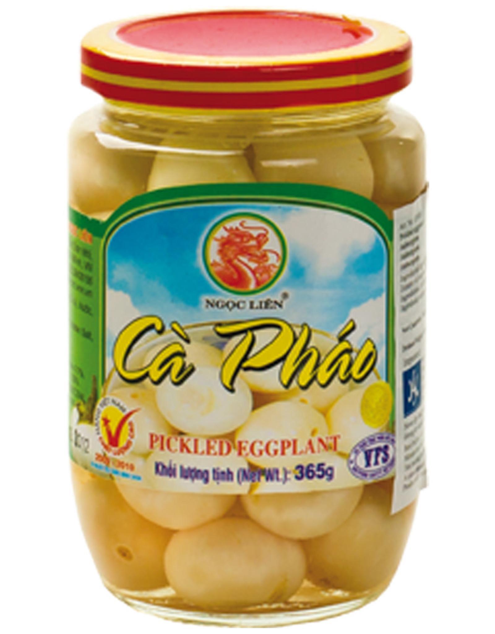 Eggplant Pickled Ngoc Lien 365G