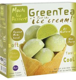 Ice Dessert Mochi Gr Tea 156G