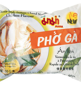 Inst Rice Noodle Chicken Mama 55G