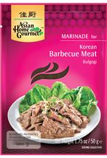 Marinade Meat Dish Bulgogi Ahg 50G