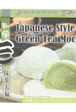 Mochi Jap Rice Cake Green Tea Y&L 210G