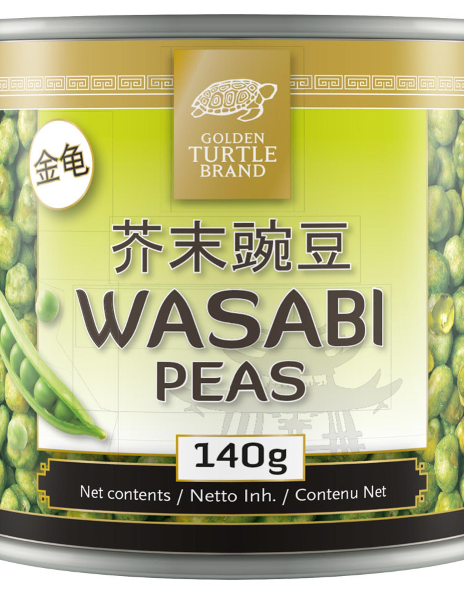 Peas Wasabi Coated Gt 140G