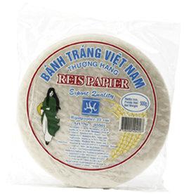 Ricepaper Vietnamese 22Cm 500G