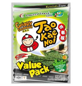 Seaweed Snack Crispy Taokaenoi 59G
