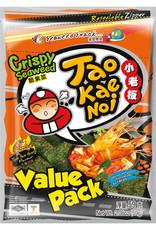 Seaweed Snack Tom Yum Goong Taokaenoi 59G