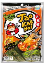 Seaweed Snack Tom Yum Goong Taokaenoi 32G