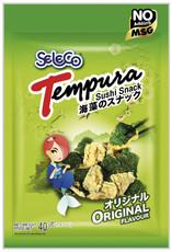 Zeewier Snack (Gepaneerd) Seleco 40G